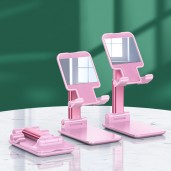 http://www.egbazar.com/ Foldable Mobile Stand With mirror