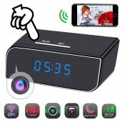 http://www.egbazar.com/WiFi  Camera Clock