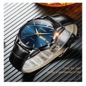 http://www.egbazar.com/OLEVS Luminous Leather Watch