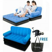 http://www.egbazar.com/Bestway Brand Air 5 In 1 Sofa Cum Bed